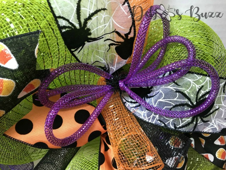 Halloween-wreath-purple-bow