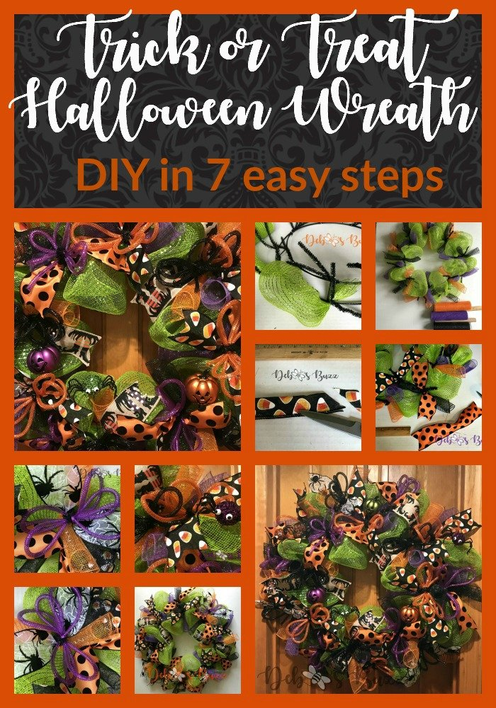 Halloween-wreath-trick-or-treat-collage