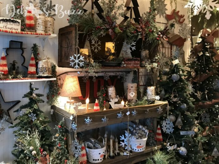 Olde Allegheny Christmas Shop entry