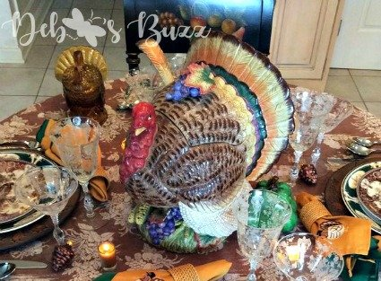Turkey Tureen is Star of Thanksgiving Table