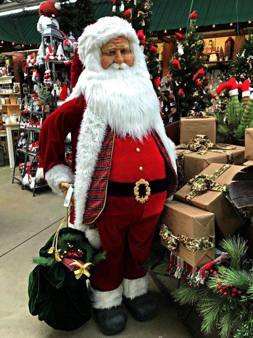 Trax Farms Santa