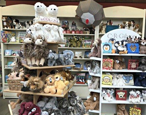 Trax Farms stuffed animals