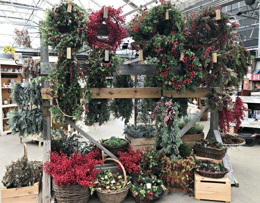 Trax Farms wreaths