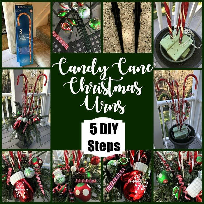 Candy-cane-Christmas-urns-DIY-collage