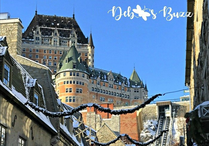 Stroll Lower Quebec City During the Holidays