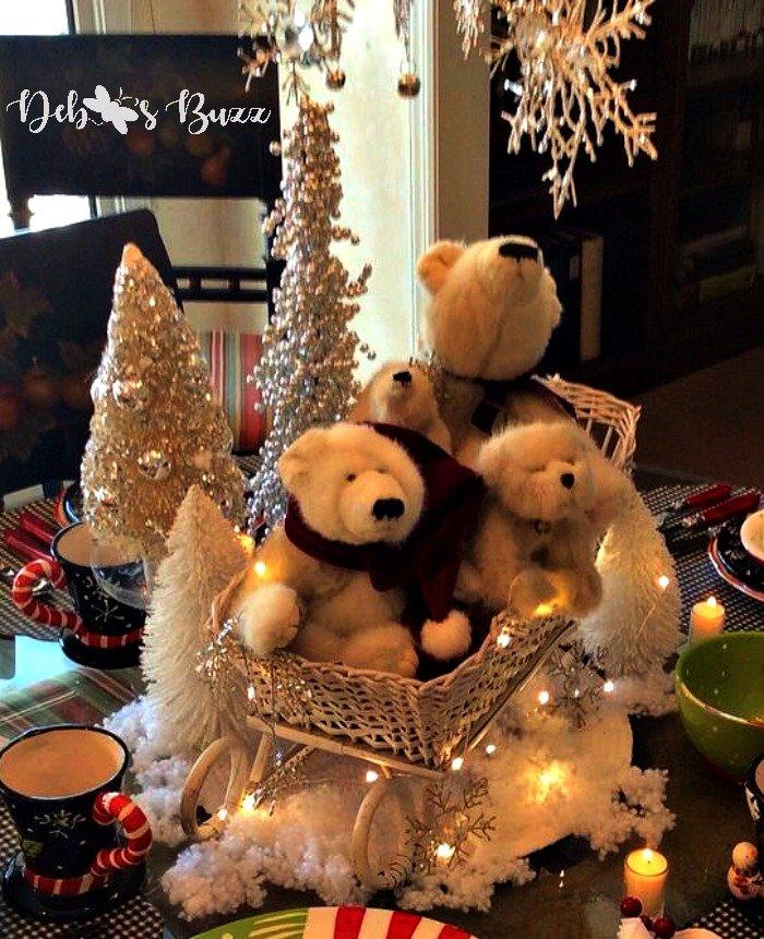 Polar-bear-picnic-centerpiece
