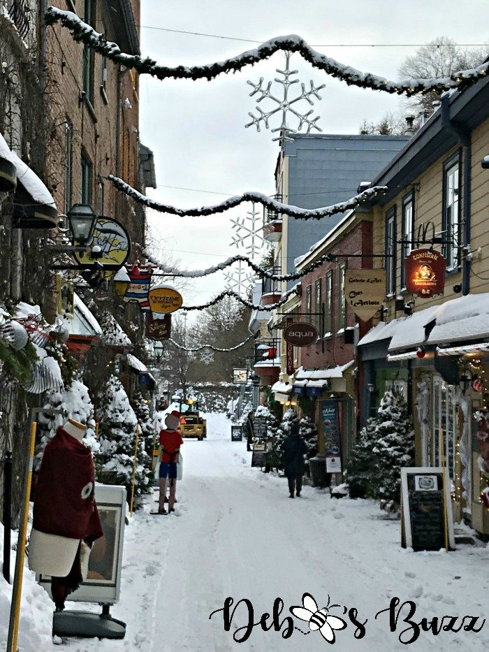 make-merry-magical-Lower-quebec-city-Rue-day