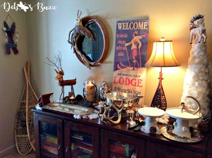 apres-ski-lodge-buffet-tablescape