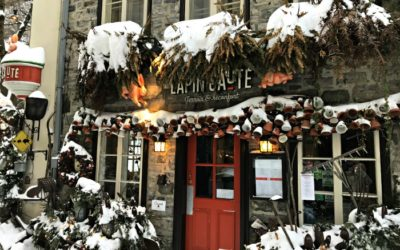 Embrace the Season in Upper Quebec City
