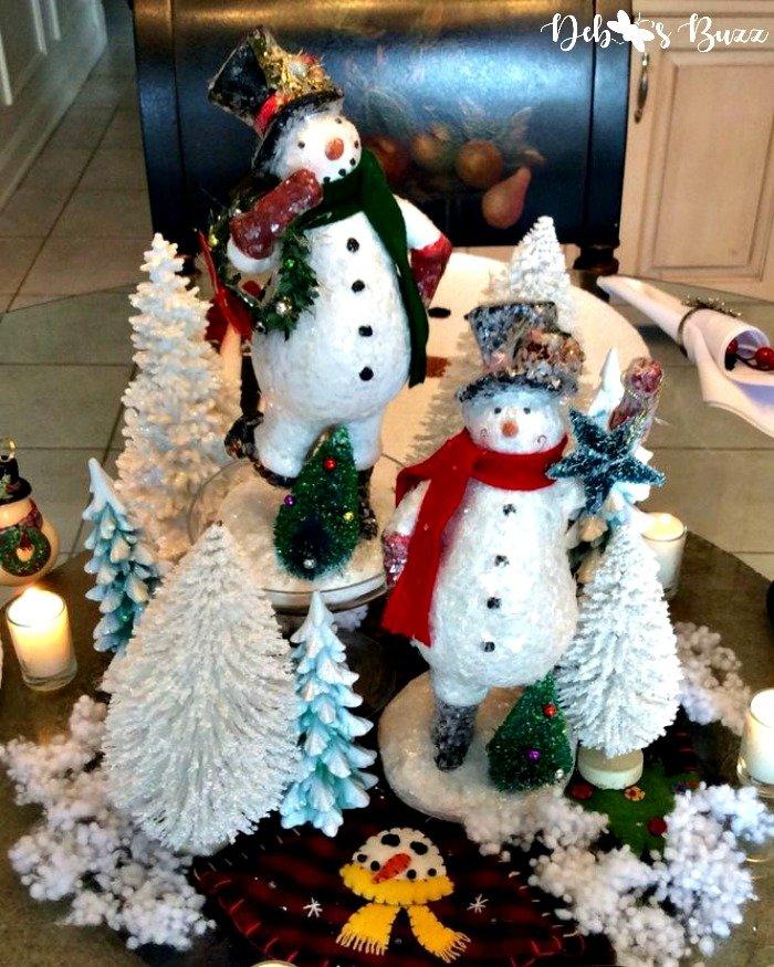 snowman-centerpiece-duo