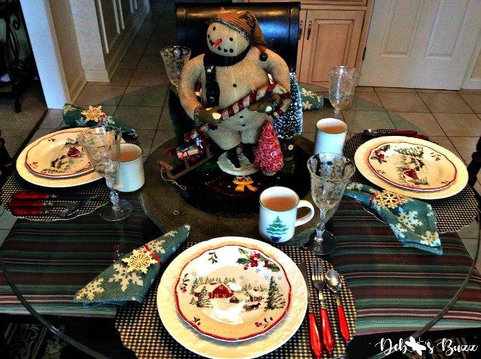 snowman-centerpiece-table-barn