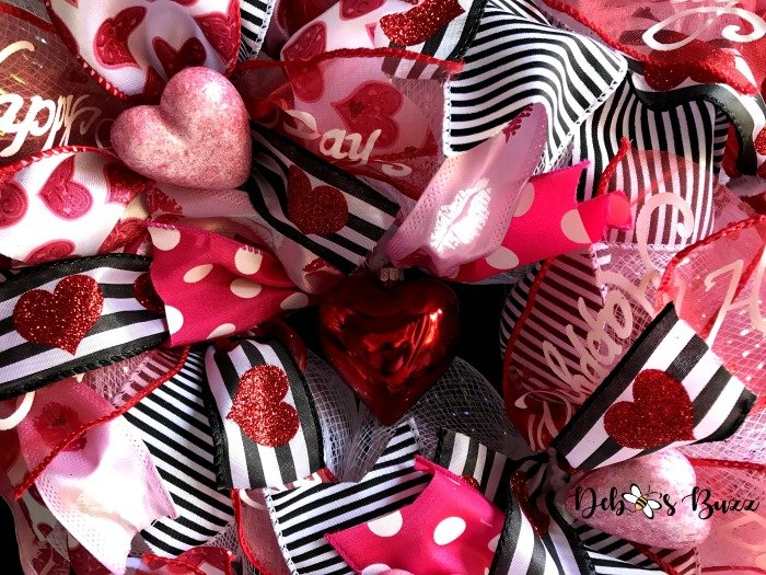 DIY Let Me Call You Sweetheart Wreath