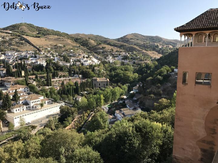 Alhambra-Granada-view