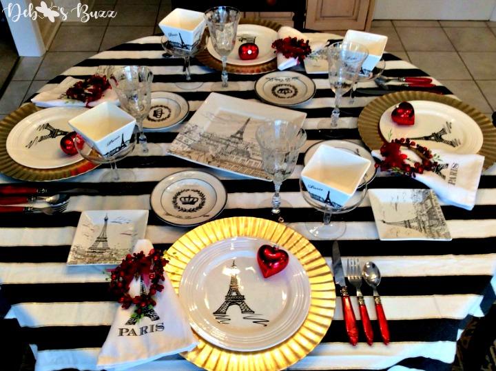 Paris-valentine-table