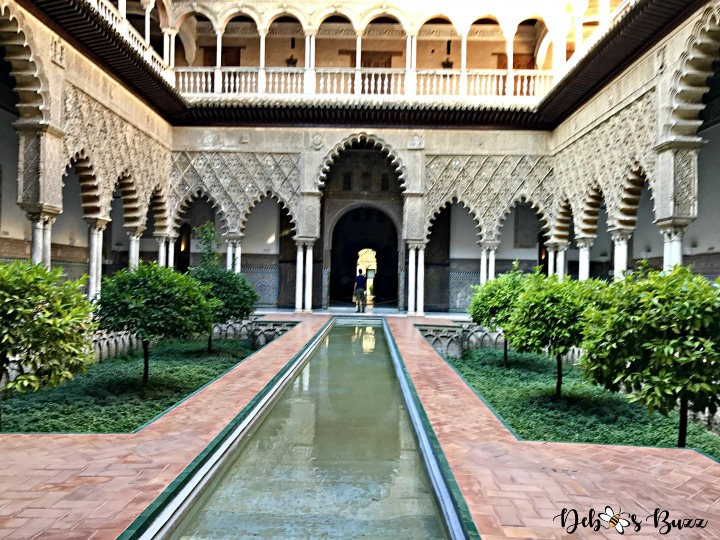 Spain-Real-alcazar-sevilla