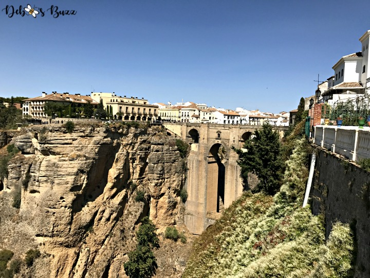 Remarkable Ronda Gorge, Moorish Town