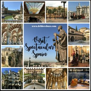 Spain-collage