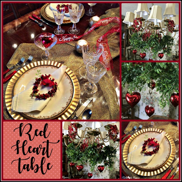 Valentines-day-gold-red-heart-table-collage
