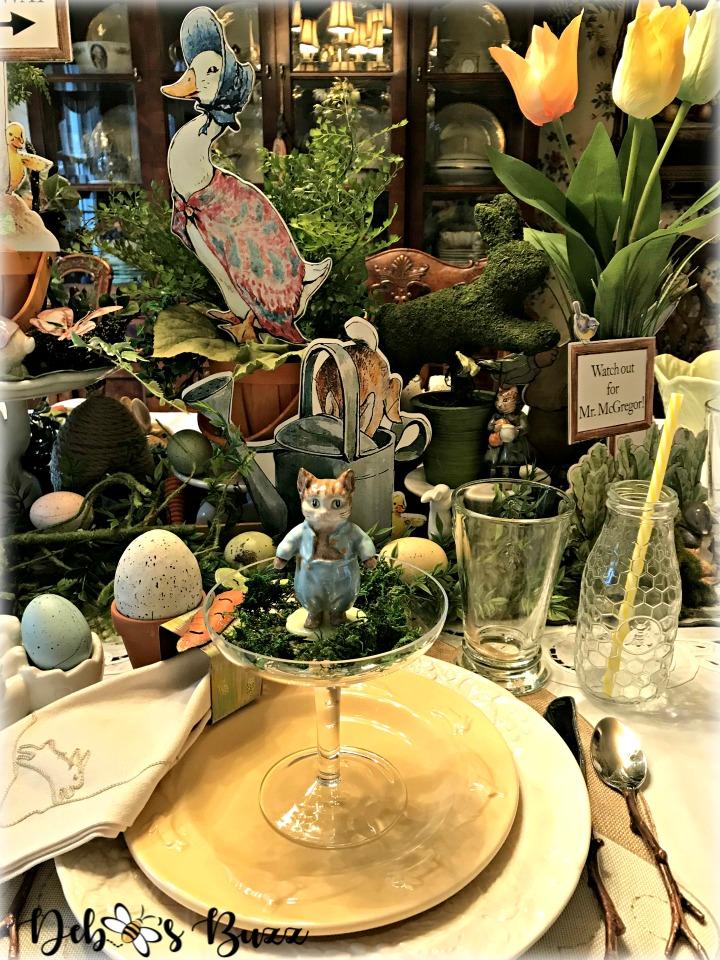 Beatrix Potter Easter Hunt In Mr Mcgregor S Garden