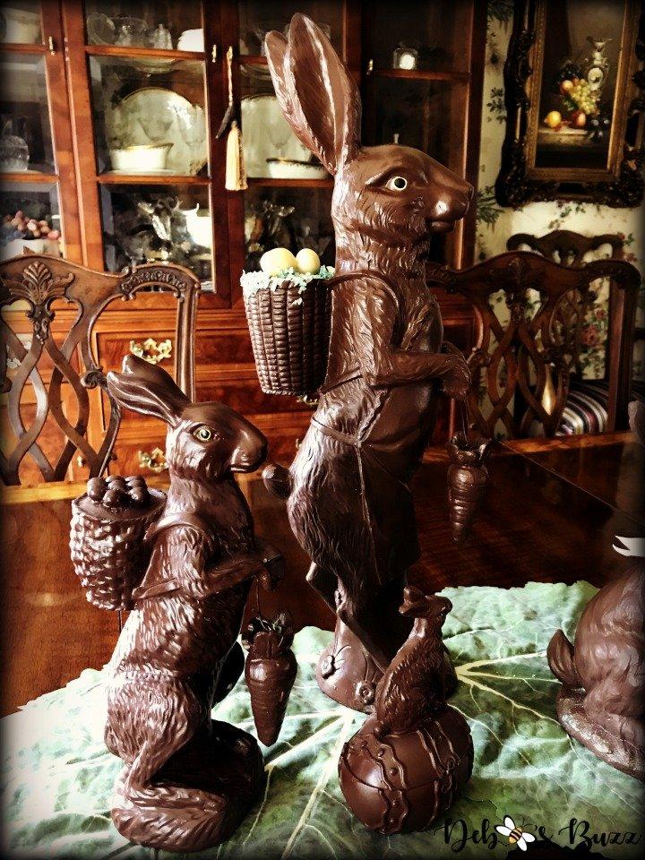 chocolate-rabbit-centerpiece-backpack-duo