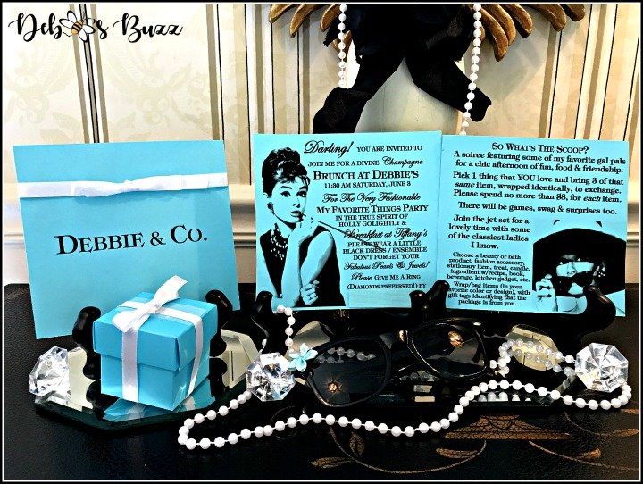 favorite-things-party-tiffany-theme-invitation