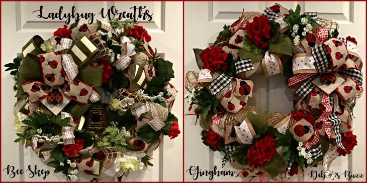 ladybug-wreath-duo