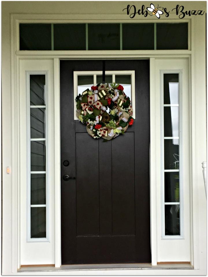 ladybug-wreath-front-door-VA