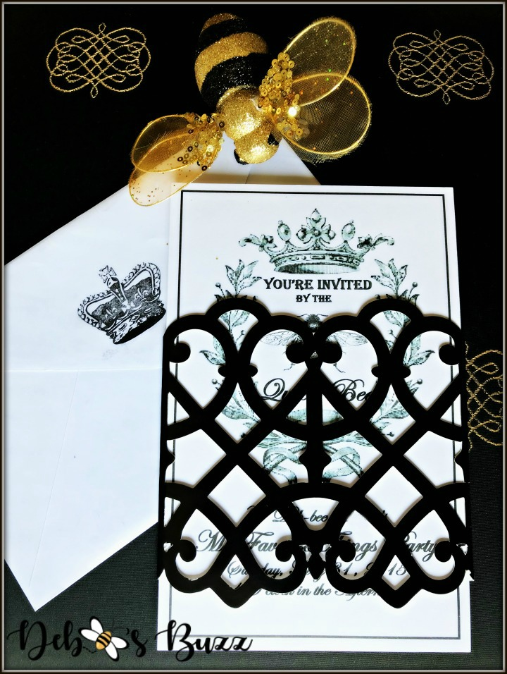 queen-bee-invitation-my-favorite-things-party-crown