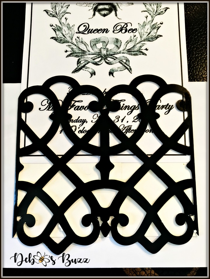 queen-bee-invitation-my-favorite-things-party-grillwork