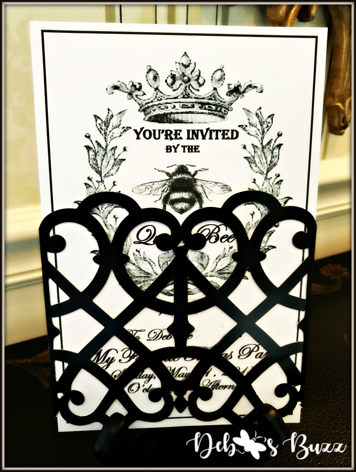 queen-bee-invitation-my-favorite-things-party-invitation