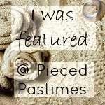 Pieced Pastimes Featured Button