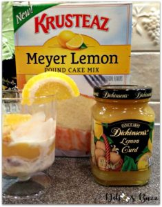 bee-theme-party-food-lemon-pound-cake