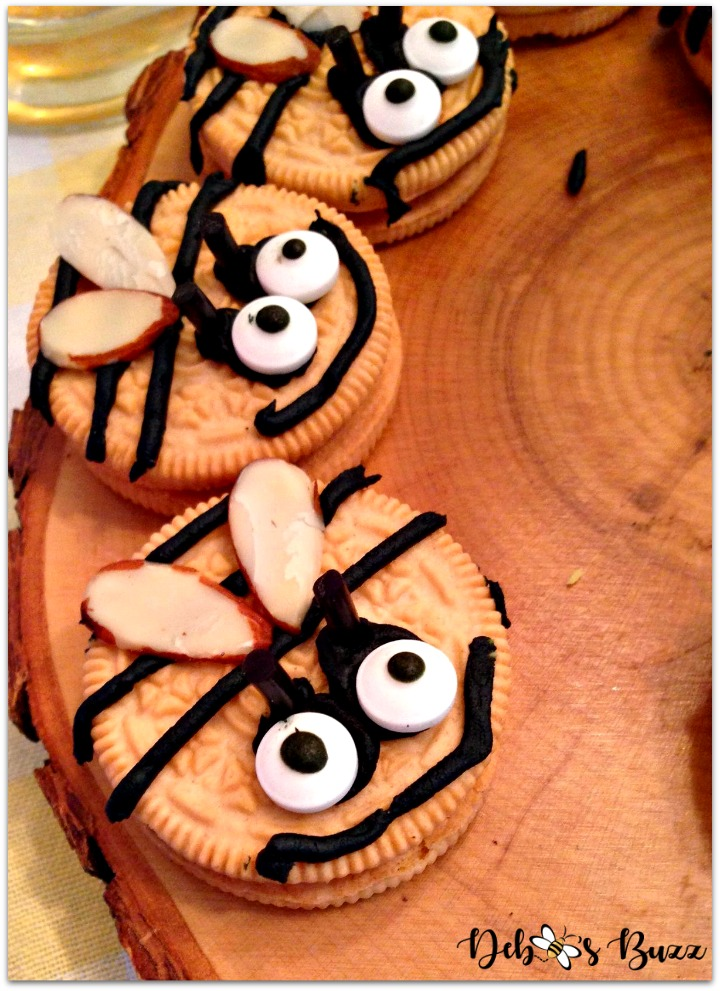 bee-theme-party-food-oreo-bees