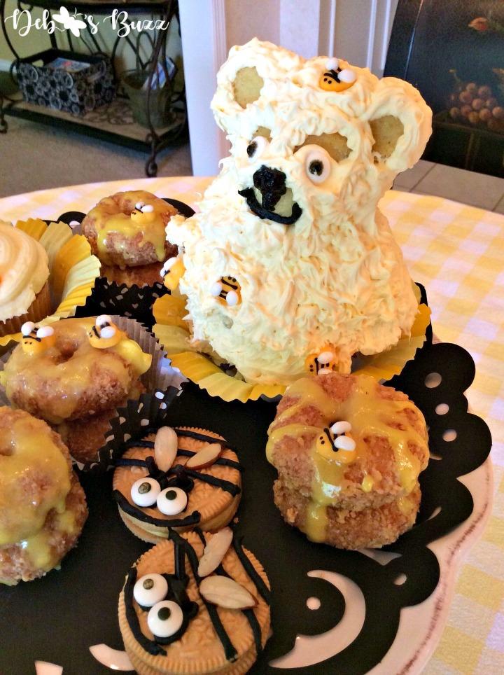 hapbee-birthday-table-bee-desserts-party