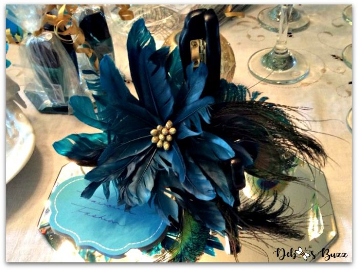 Peacock Party Favors, Gifts and Prizes