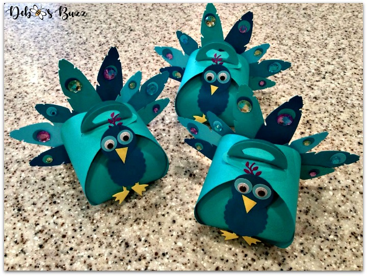 peacock-party-favors-peacock-boxes-trio