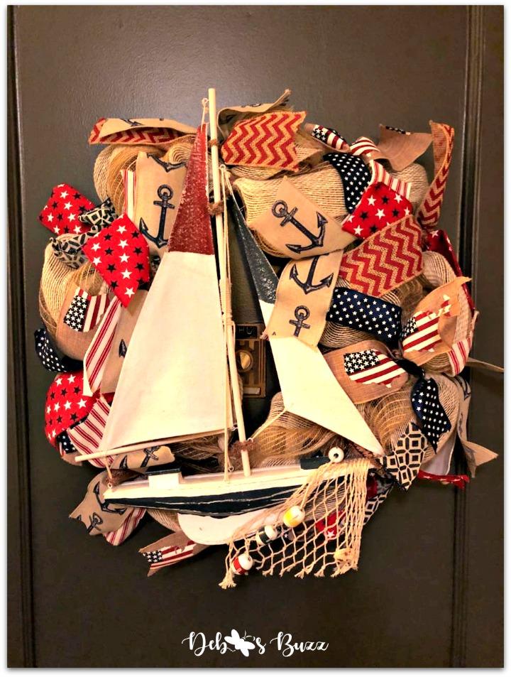 smooth-sailing-wreath-sailboat-wreath-closeup-door-deco-mesh
