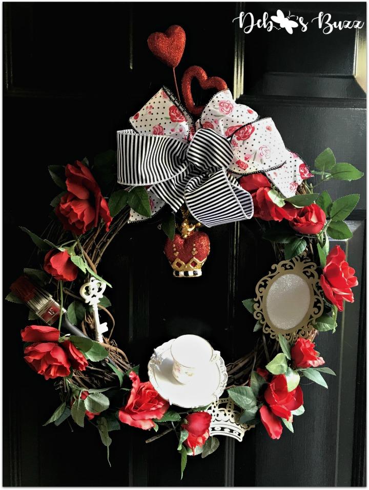 alice-wonderland-unbirthday-front-door-grapevine-wreath