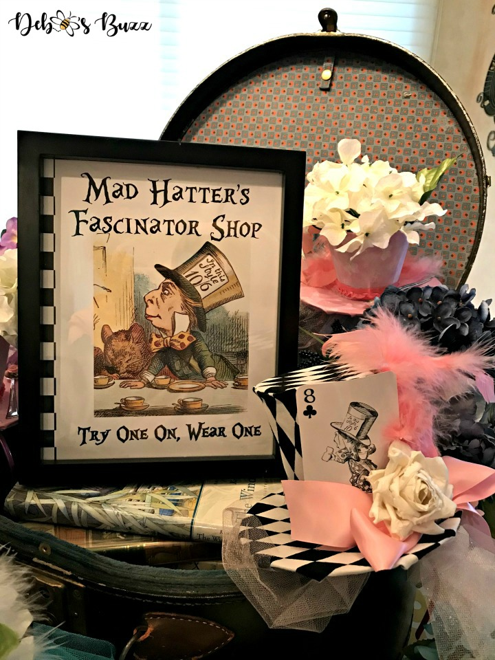alice-wonderland-unbirthday-party-mad-hatters-fascinator-shop-sign