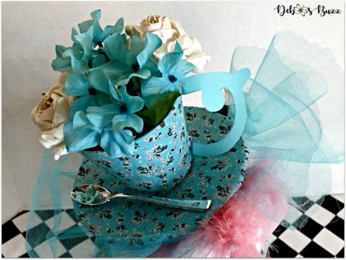 How to Make Whimsical Teacup Fascinators