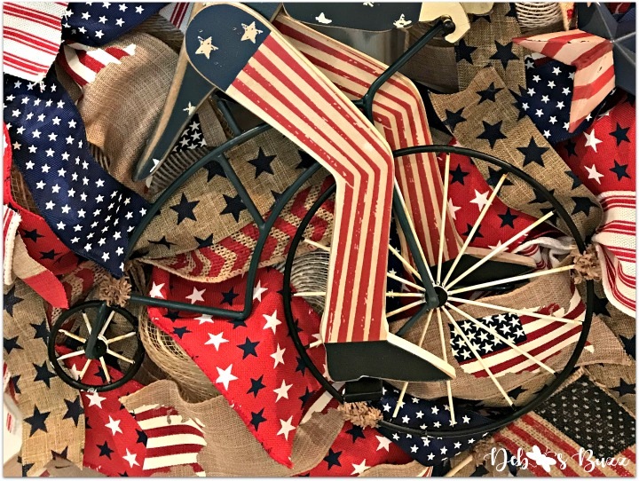 uncle-sam-wreath-bike-wheel