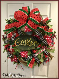 summer-garden-wreath-watermelon-strawberries-ant-white-door