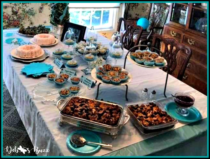 breakfast-at-tiffany's-theme-brunch-buffet-french-toast