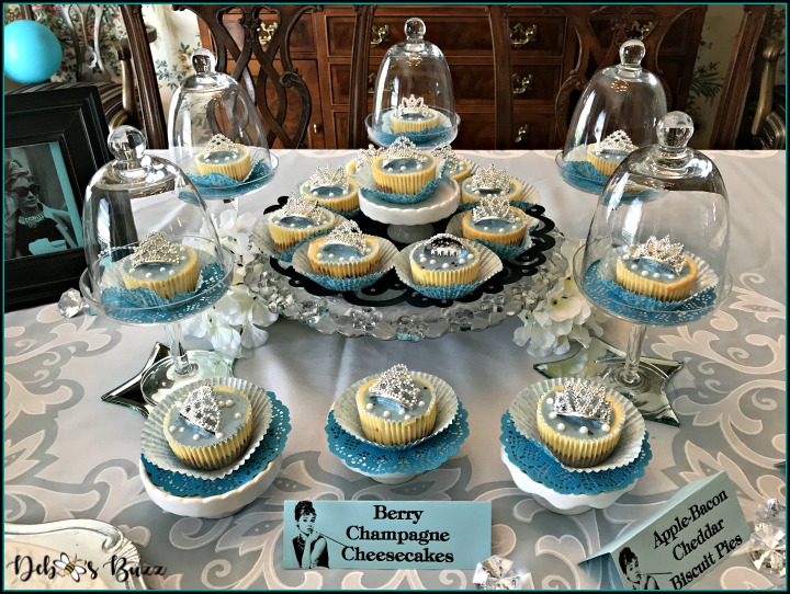 breakfast-at-tiffany's-theme-brunch-cheesecakes