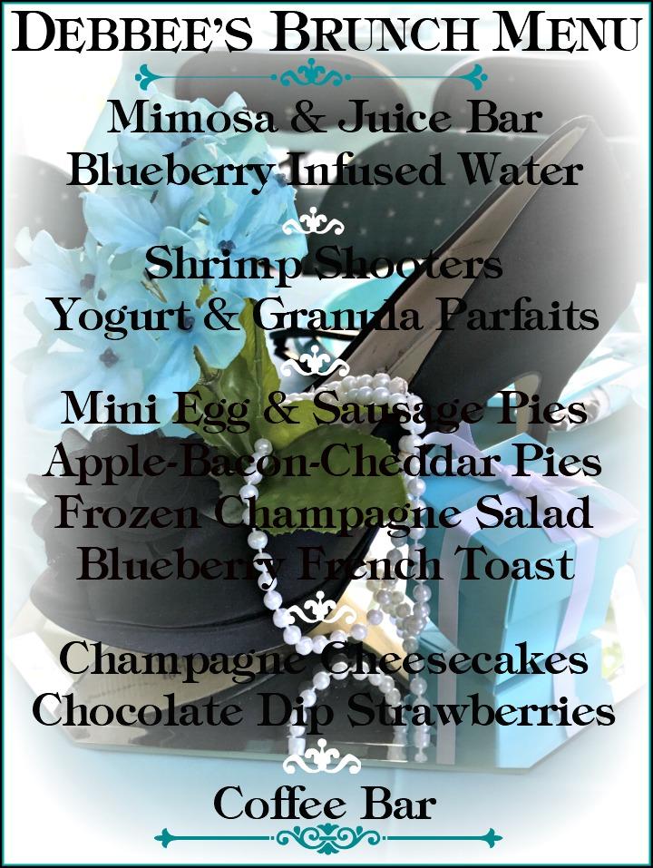 breakfast-at-tiffany's-theme-brunch-menu