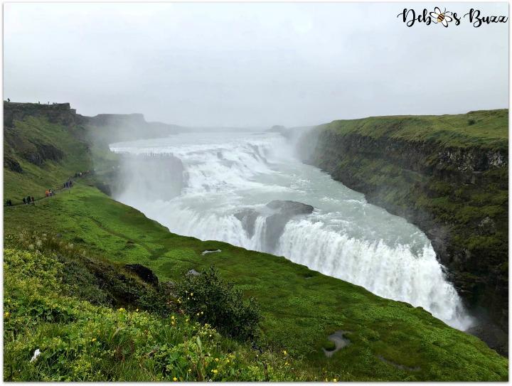 iceland-trip-day1-Gullfoss-waterfall