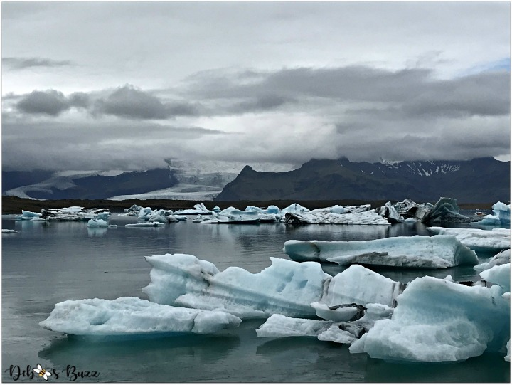 10 Day Iceland Vacation: Glaciers and Icebergs, Part 2