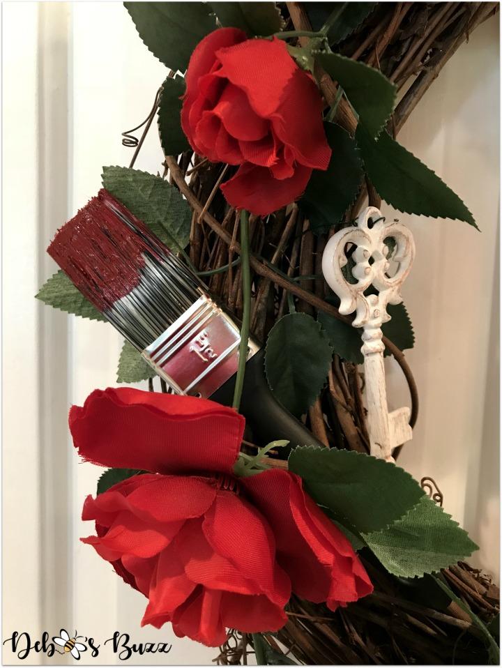 Alice-in-wonderland-grapevine-wreath-white-paintbrush