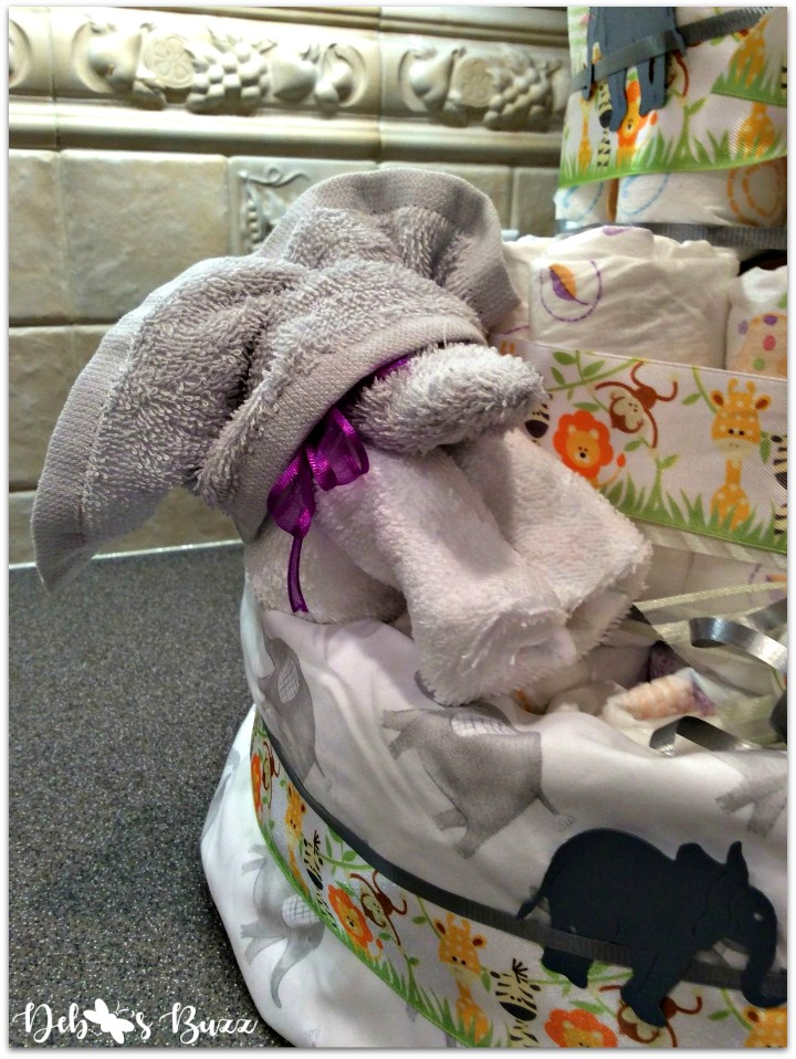 elephant-diaper-cake-washcloth