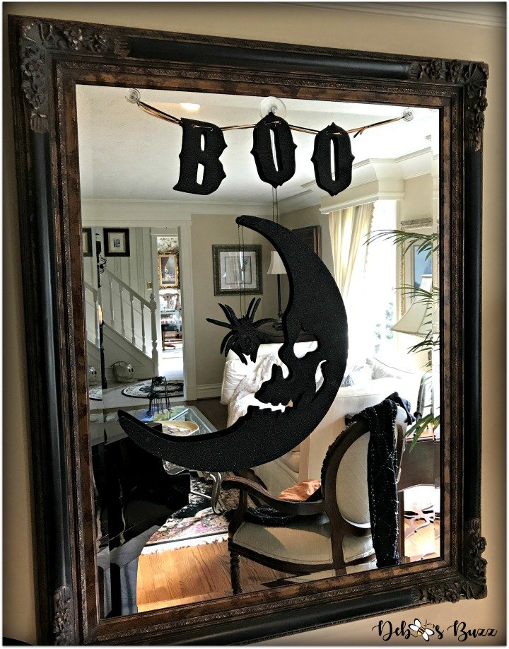Halloween-decor-home-tour-mirror-moon